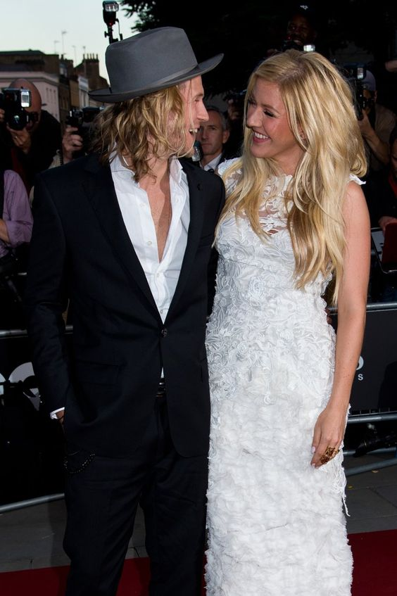 Pin for Later: Is Anyone Not Friends With Ellie Goulding? Ellie Goulding With Dougie Poynter Ellie has been happily dating the McBusted bassist since 2014.