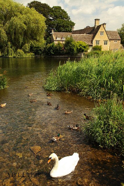 """Cotswolds""""Fairford"""