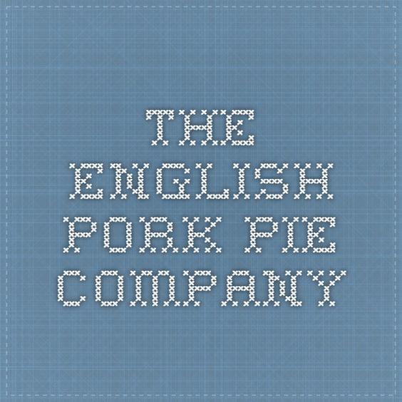 The English Pork Pie Company