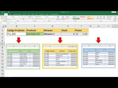 Como Buscar Datos En Dos O Más Hojas Excel Buscarv En Varias Hojas Youtube Hoja De Calculo Excel Hojas De Cálculo Trucos De Excel