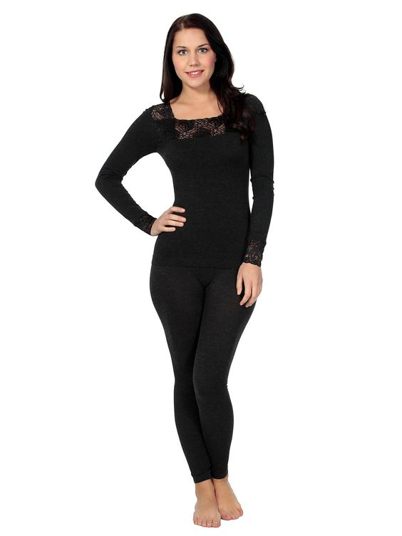 Simplicity Women's Thermal Underwear Set, Christmas gifts for ...