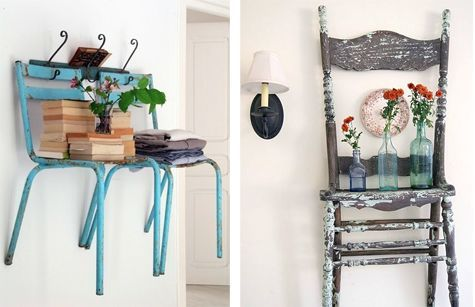 Brilliant Idea To Store Extra Dining Room Chairs And Have Much