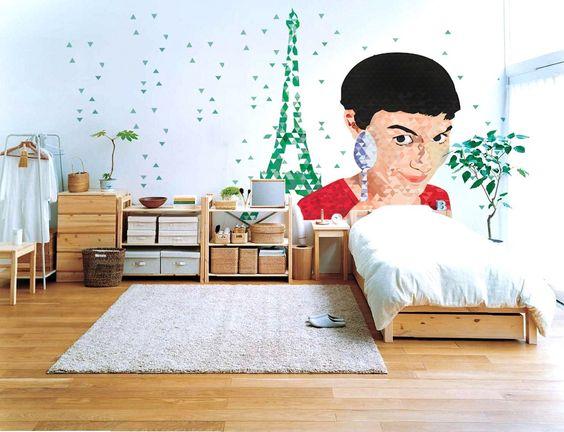 Mural art je moderní umělecký směr zaměřený především na celoplošnou malbu na…