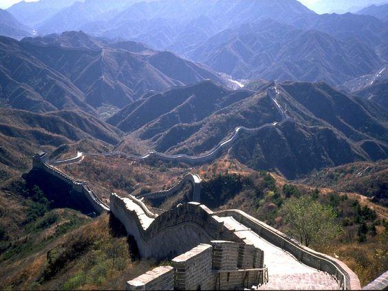 beijing china | Great Wall of China, Beijing.jpg