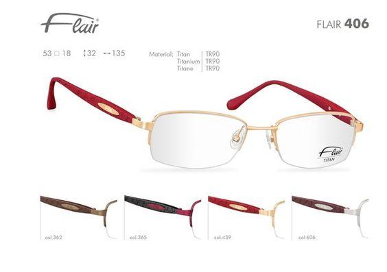 FLAIR -846- EYE Q GERMANY Designer Eyeglasses Brille Goggles Gafas Glasses NEW 5MSkkD1pe4