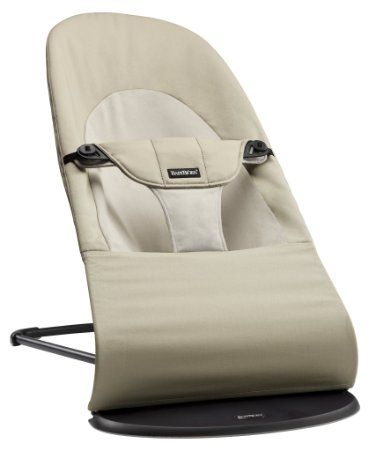Rosie Pope advise: You are going to need to take a shower, take a quick trip to the bathroom, or even brush your hair eventually—all of which require putting your newborn down (let's just say I've tried them all holding a baby and it's not easy!). This bouncer is great because it's easy to take with you as you move from room to room and you can add toys as your baby develops.