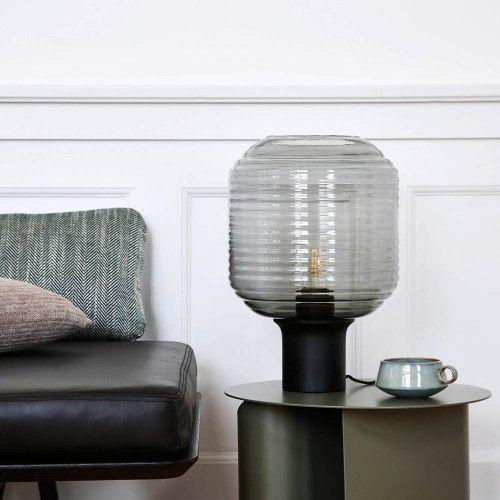Honey Lampe De Table Frandsen With Images Floor Lamp Lighting Rustic Floor Lamps Lamps Living Room