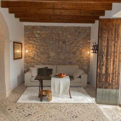 Son Cladera Finca bei Son Macia  3 Schlafzimmer, 2 Bäder, WIFI  Wunderschöne Finca mit großem Pool und Chill-Ecke im Schatten!