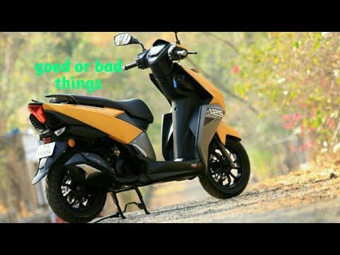 Tvs Ntorq 125 L Review And Specifications And Problems In Tvs
