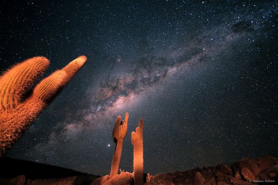 Milky Way in Los Cielos de Chile