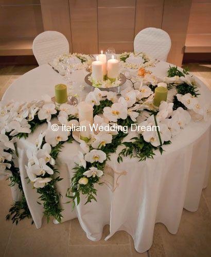 Wedding set up of weddings in Umbria, Italy.   Italian Wedding Dream
