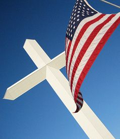 Pin By Anam On Pride Christian Flag Christian Nation American Flag