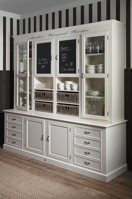 riviera-maison-2.jpg (436×655) This is what I want for the laundry room cabinet but in natural wood: