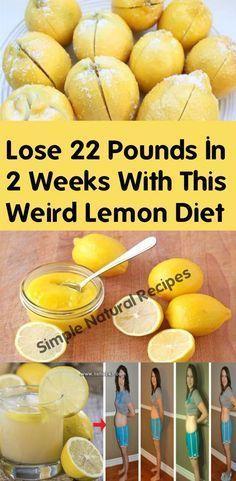 Slim down challenge lemonade picture 2