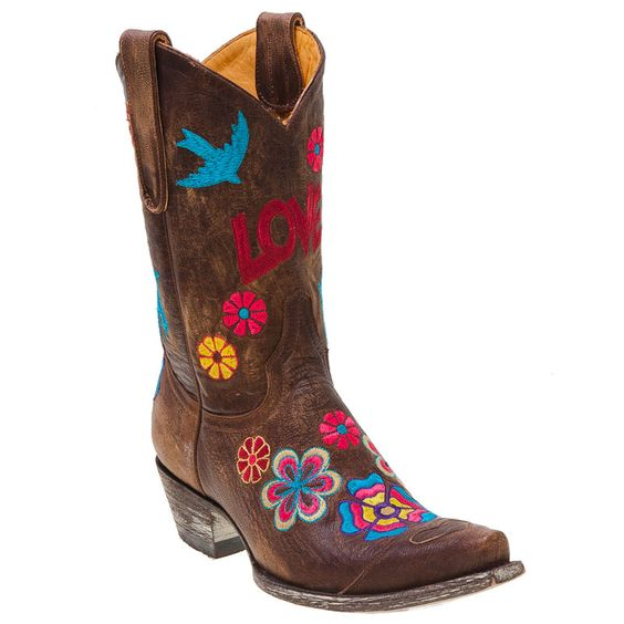 Old Gringo Women's Checruda Western Boot | Infinity Shoes..... OMG I would die.. These are AMAZING!!!!!!!!!!