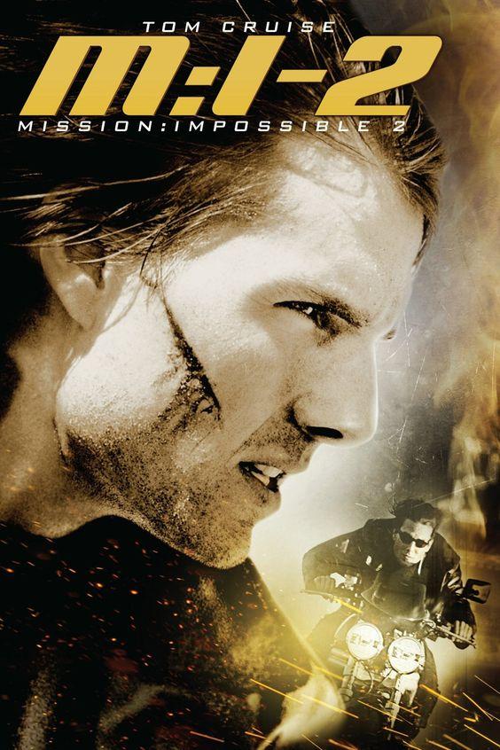 Mission: Impossible II (2000) - Regarder Films Gratuit en Ligne - Regarder Mission: Impossible II Gratuit en Ligne #MissionImpossibleII - http://mwfo.pro/141910