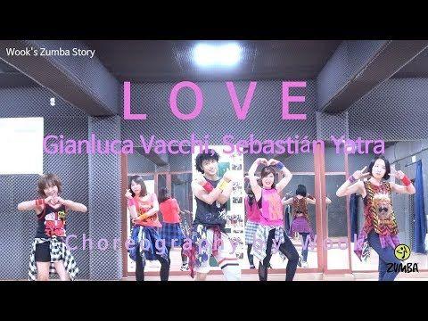 Love Gianluca Vacchi Sebastian Yatra Easy Dance Fitness
