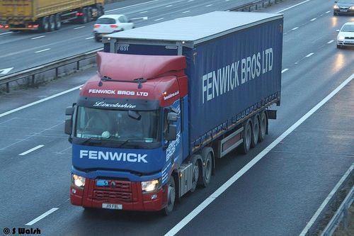 RENAULT - Fenwick