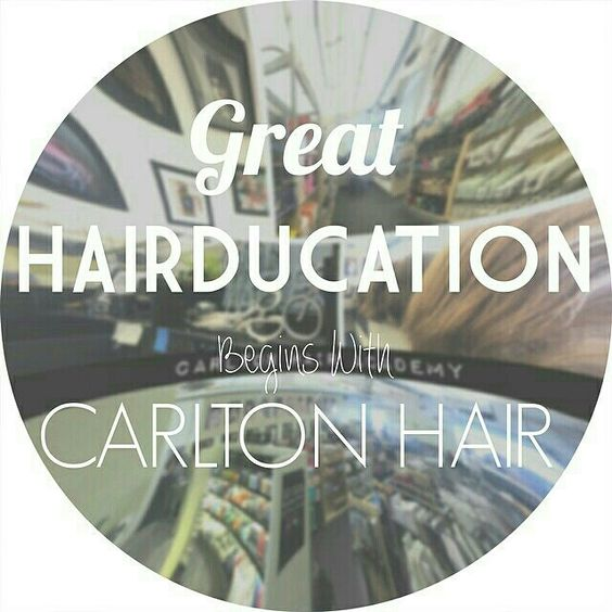 Hairducation • by @artisticflo