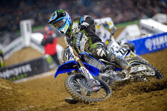 Chad Reed  -SD2