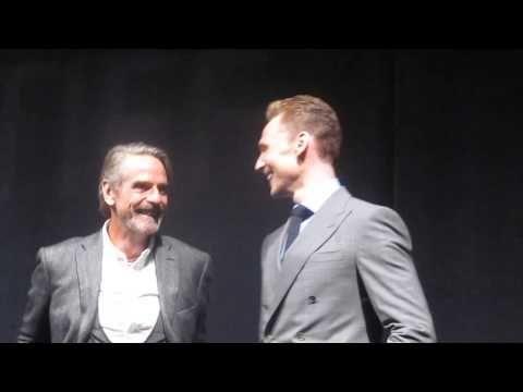 High-Rise  --  Tom Hiddleston -- TIFF premiere