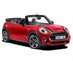 Win a 2016 Mini Cooper Convertible
