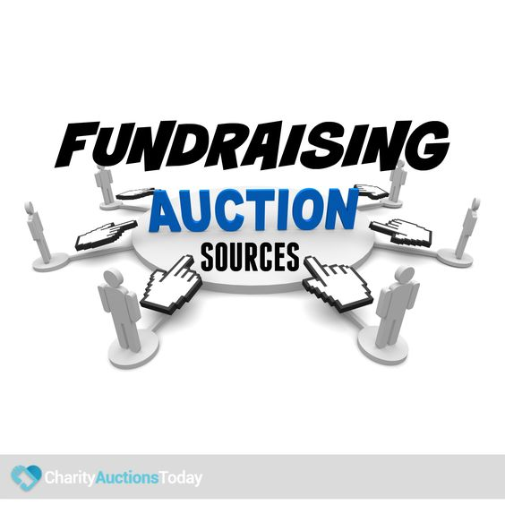 how to set up for an auction