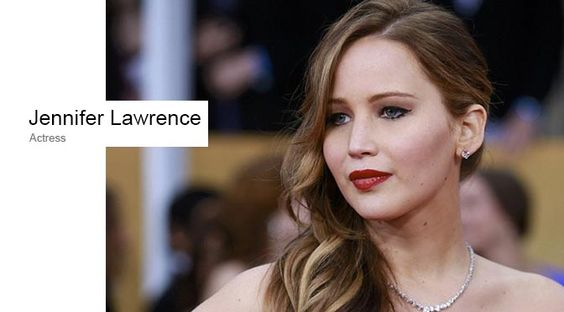 Jennifer Lawrence Side Sweep Hairstyles http://zntent.com/jennifer-lawrence-side-sweep-hairstyles/