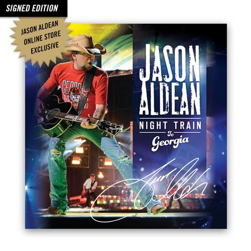 """Hint Hint - I want this for my b'day :)   SIGNED """"NIGHT TRAIN TO GEORGIA"""" DVD PRE-ORDER"""