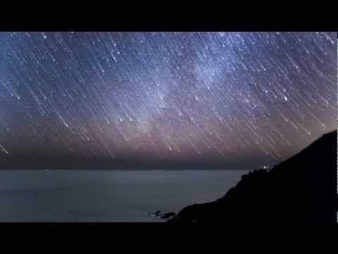 Poesia para tu Alma: Geminid Meteor Shower Time-Lapse 2012