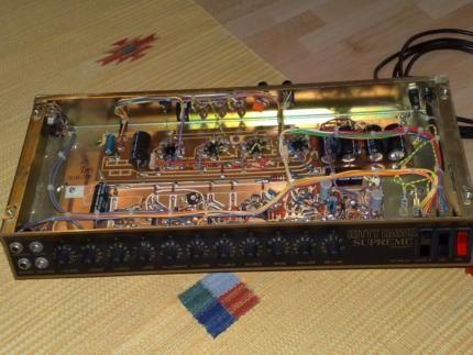 Kitty Hawk Supreme Counterpoint 100 Gitarrenverstärker, Vollröhre in Nordrhein-Westfalen - Schwelm | Musikinstrumente und Zubehör gebraucht kaufen | eBay Kleinanzeigen