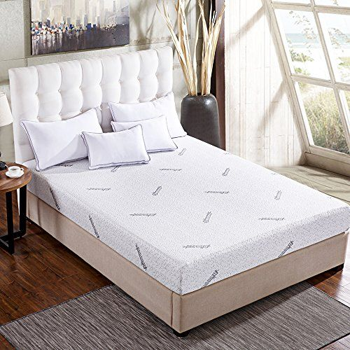 Comfort Relax Memory Foam Mattress With Gel Infused Aircell Tech Bamboo Fabric Cover 8 Inch Twin Tango Furniture Comfort Mattress Cool Bunk Beds Foam Mattress