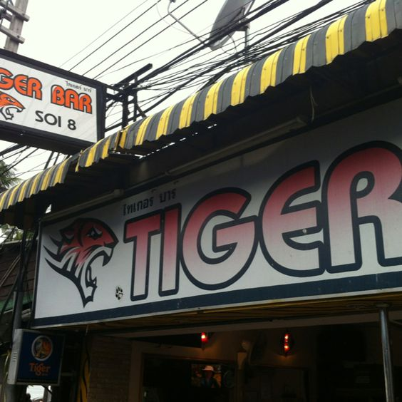 Tiger Bar, Pattaya