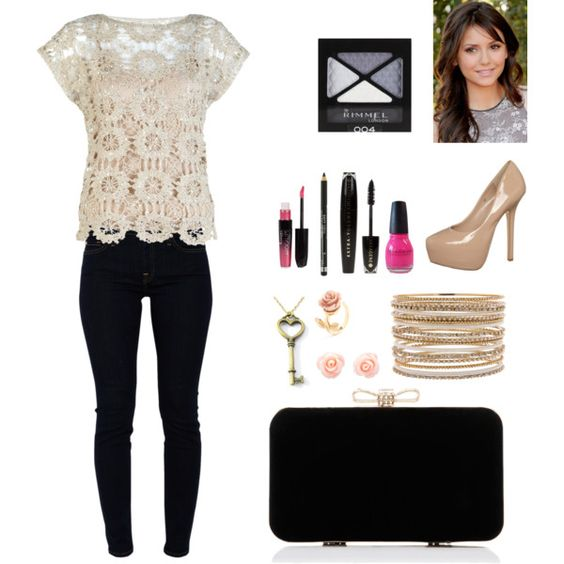 Casual party outfit  I&39d Wear This...  Pinterest  I want ...