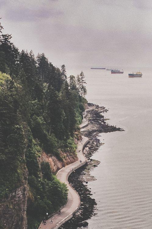 Stanley Park, photography by Luke Gram @Mandy Bhear-&-camera #landscape #ocean #vancouver