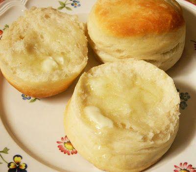Marion Cunningham's Angel Biscuits | Bread | Pinterest | Angel ...