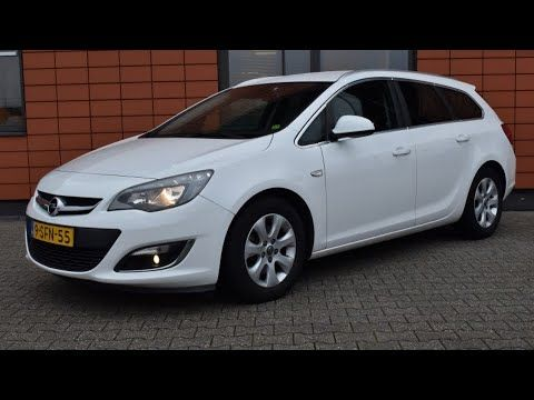 Opel Astra Sports Tourer 1 7 Cdti Business Navi Clima Trekhaak Opel Sports Business