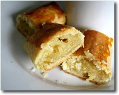 My mother was born in the Netherlands and emigrated to the U.S. in the 1950's and this is one of my favorite recipes from her home country. The flaky, buttery crust combined with a delicious, almond filling makes this pastry a unique treat. I don't get the…