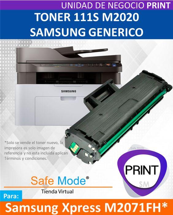 Toner para Samsung Xpress M2071FH  [Nuevo]