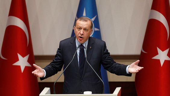 """ICYMI: Erdogan: """"EE.UU. miente al mundo entero"""""""