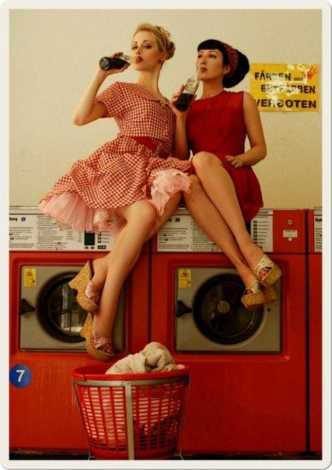coca-cola laundry