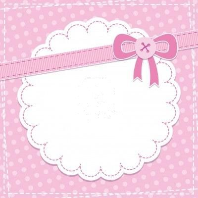 Baby Girl Clip Art Borders And Frames Etiket
