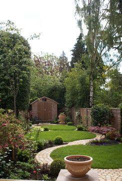 Long Narrow Garden Design Ideas, Garden Photos, Inspiration and Decor