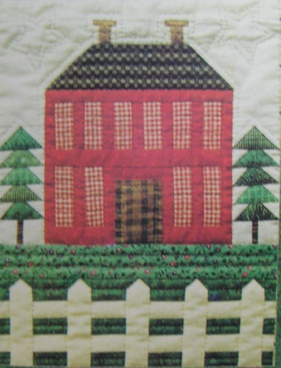 The Rabbit Factory: One of my Favorite Blocks!
