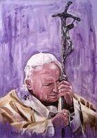 San Juan Pablo II el 22 de octubre