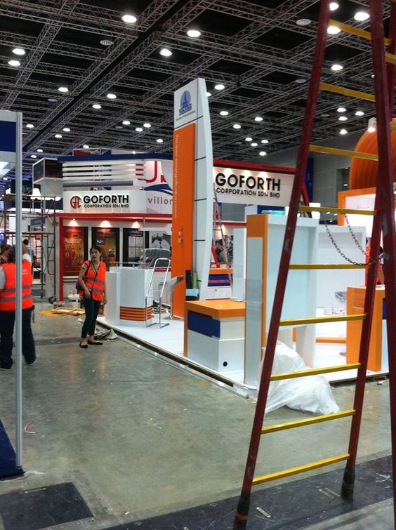 foster marketing trade show coordinator megan hebert attended the 14th asian oil gas petrochemical engineering exhibit kuala lumpur trade show the fosters