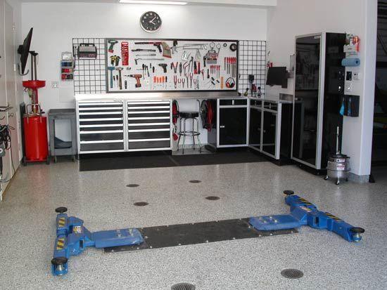 Garaje adornos taller pinterest garaje organizada for Taller de diseno de interiores