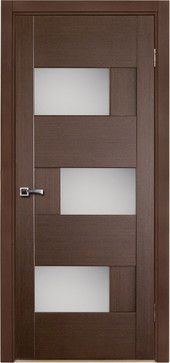 """Dominika"" Contemporary Interior Door - contemporary - interior doors - new york - Ville Doors:"