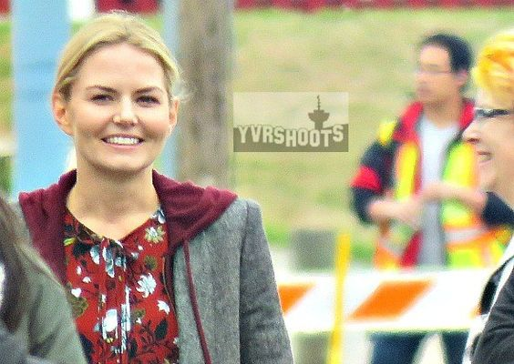 "Jennifer Morrison -  6 * 6 "" Dark Waters"" - Behind the scenes - 7 September 2016"
