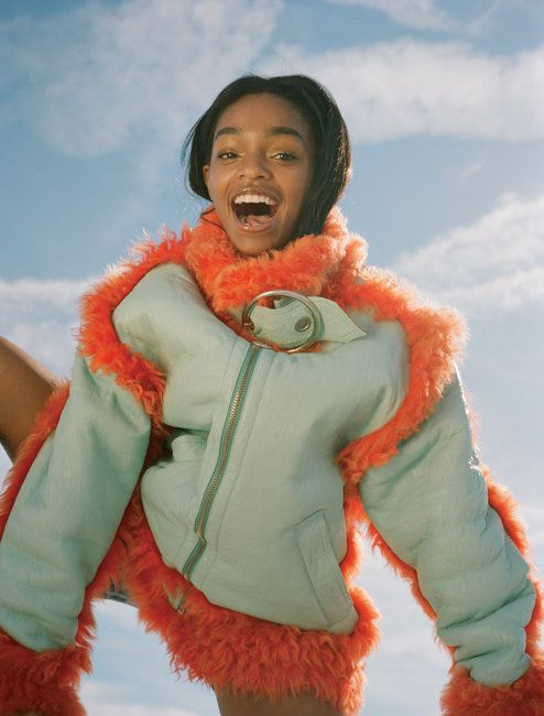 Selah Marley Solves The Mysteries Of The Universe For Oyster #109 | Fashion Magazine | News. Fashion. Beauty. Music. | oystermag.com